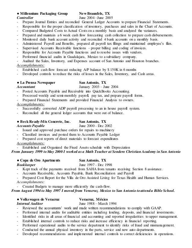 Resume 2015-06
