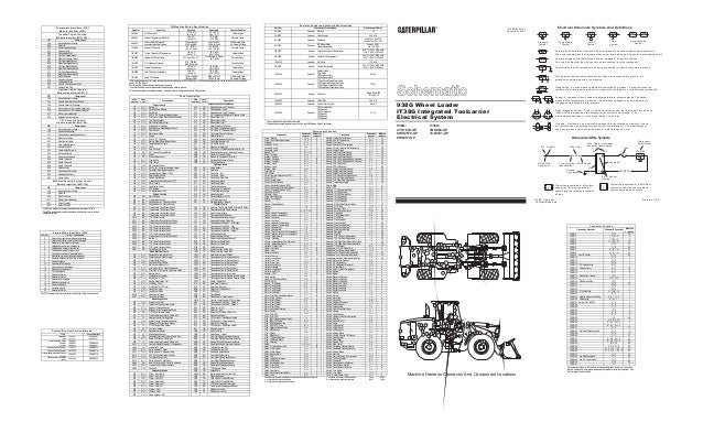 938 g electrical systems rh slideshare net 1998 GMC Ignition Wiring Diagram 3116 Cat Engine Pickup Truck