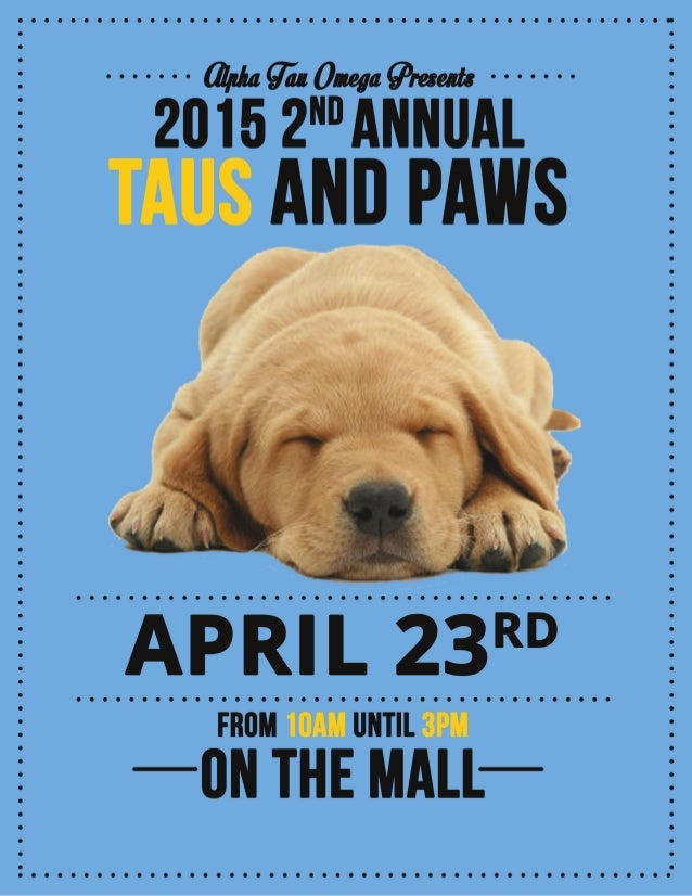 taus and paws