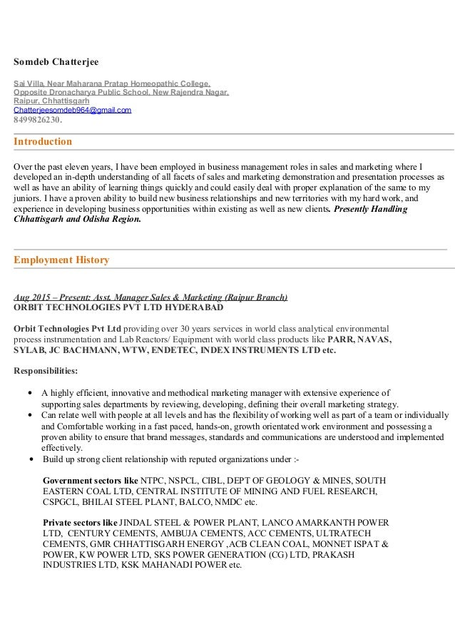 Exelent Energy Central Resume Gallery - Administrative Officer Cover ...