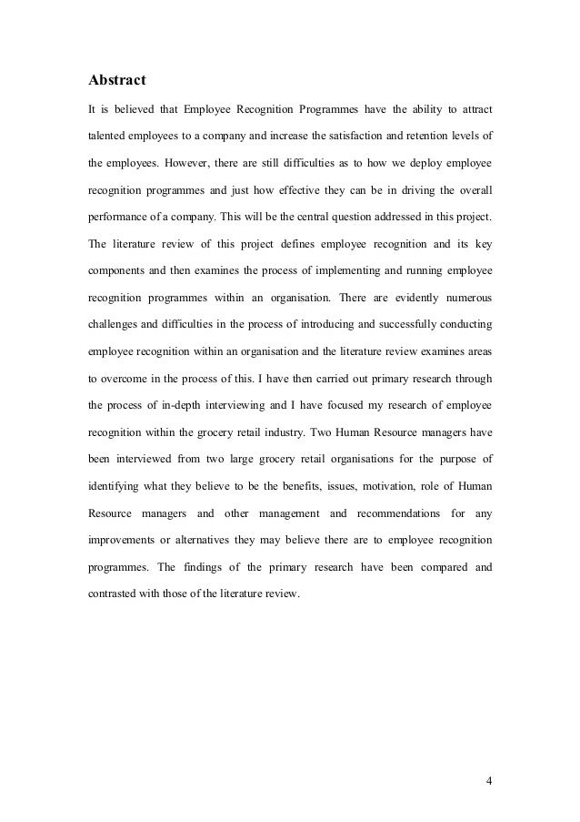 an abstract on the impact of motivation on employees performance The impact of the motivation on the employee's performance in beverage industry of pakistan abstract motivation plays an important role in all public and private organizations without key words motivation, employee [s performance, motivational theories.