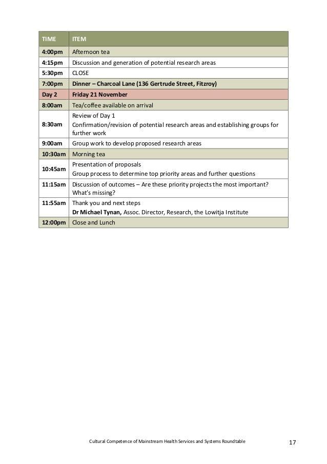 National Aboriginal And Torres Strait Islander Health Standing Committee