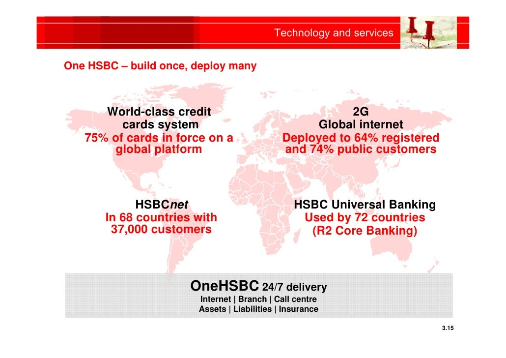 hsbc and strategy Hsbc group chief executive john flint has updated investors and analysts on the bank's strategy and its plans to get back into growth mode.