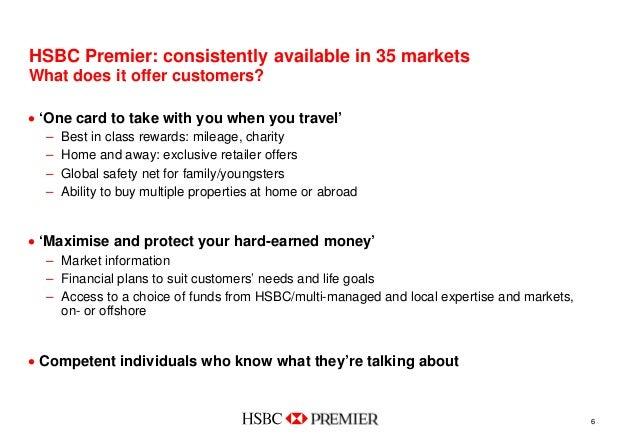 HSBC Global Premier
