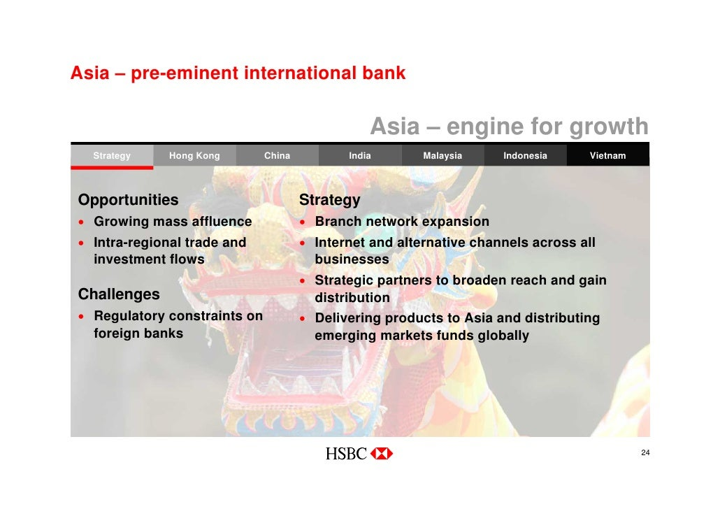 hrm strategies of hsbc bank In a major shift, hsbc has confirmed that it will gradually phase out its global brand strategy the world's local bank, with all material.