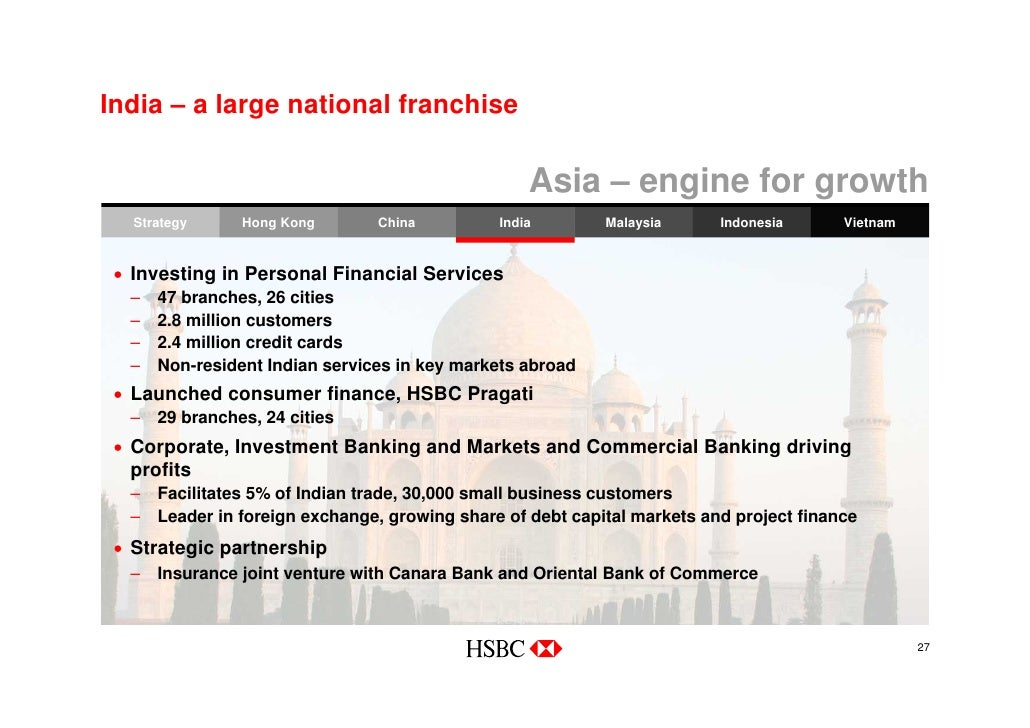 Hsbc our vision 27 flashek Image collections