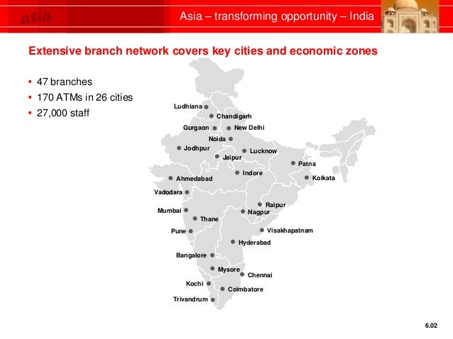 HSBC Asia - transforming opportunity