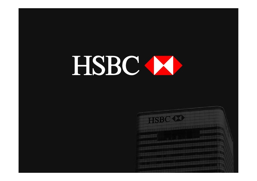 Hsbc Holdings Plc The World S Local Bank