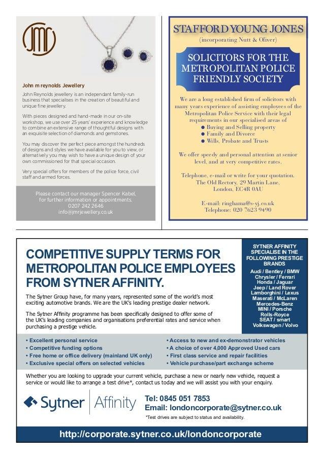 The Job - Metropolitan Police