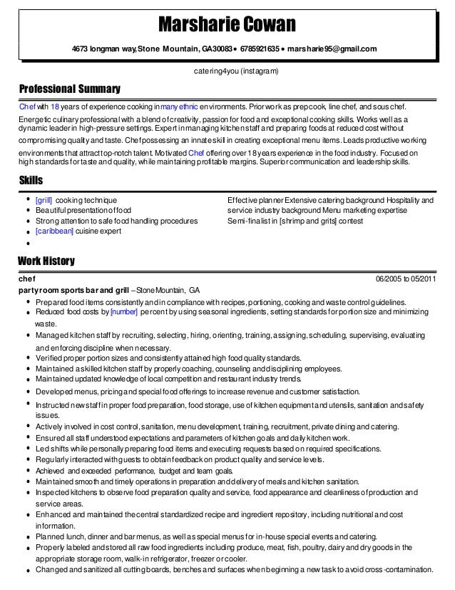 marsha culinary resume 3