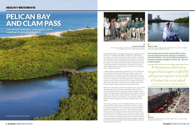 10   50 years celebrating our past 50 years shaping our future   11 Everglades protection and Restoration The Western Ever...