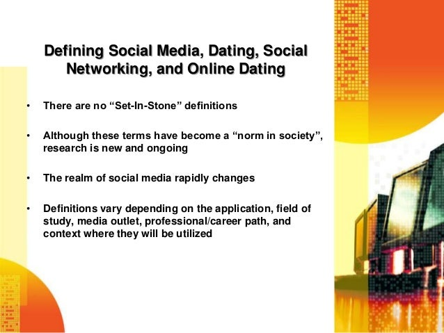 Adult dating social media