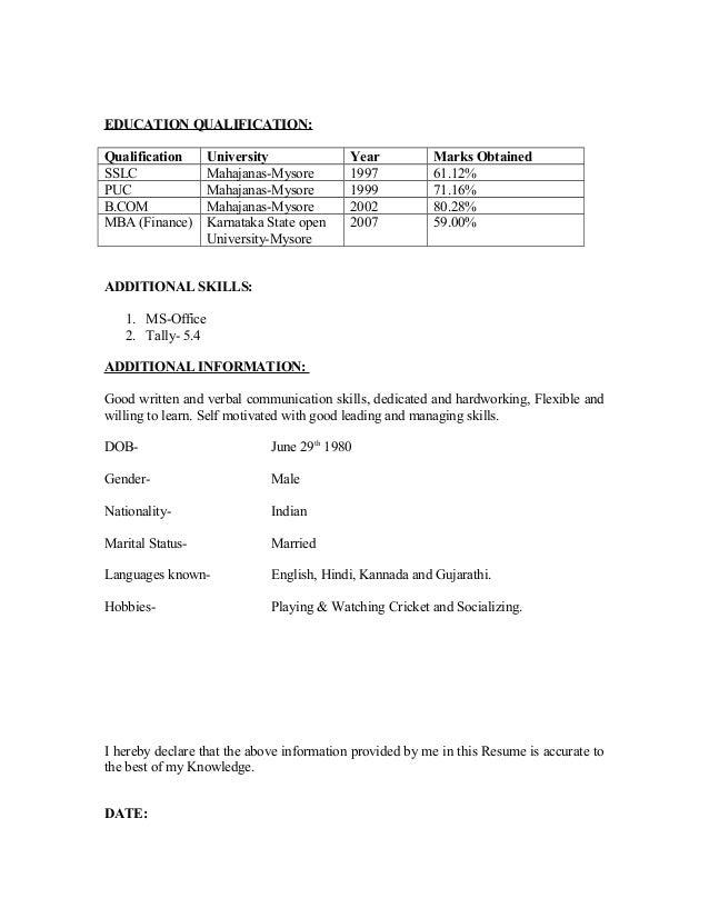 viral resume new