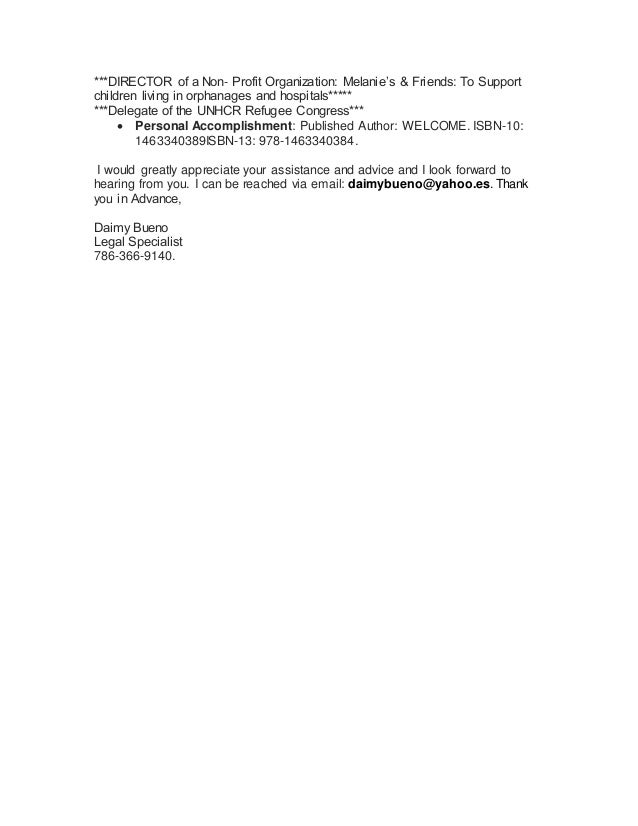 2 cover letter paralegal