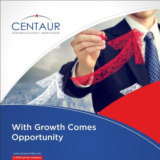 Centaur E-Brochure.