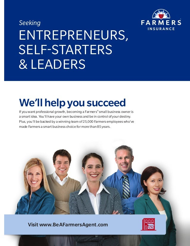 recruiting brochure wellhelpyousucceed if you want professional growth becoming a farmers small business owner