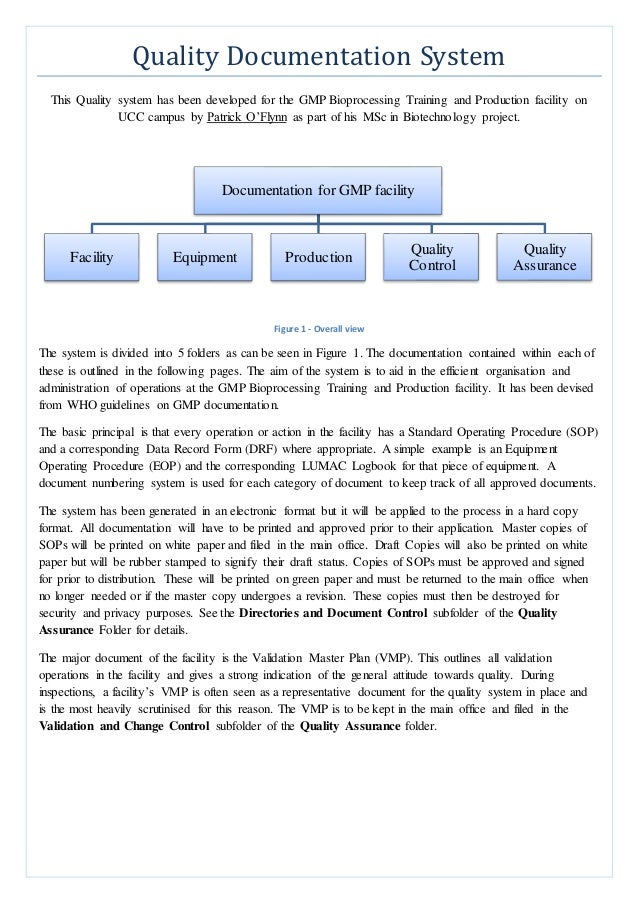 Documentation System Explained