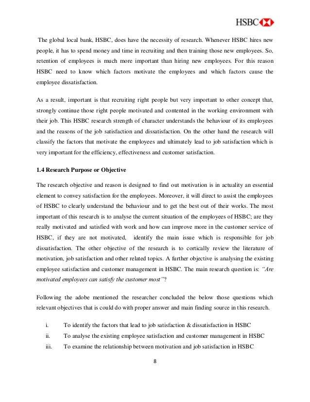 hsbc hierarchy