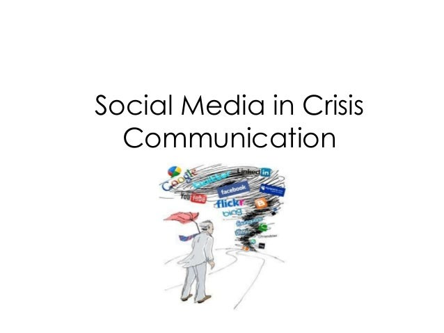 Social Media in Crisis Communication