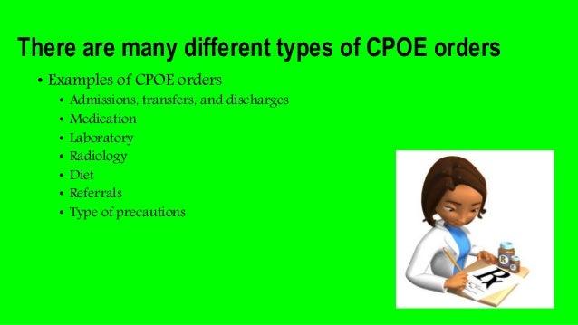 cpoe disadvantages