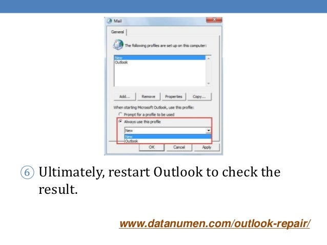 microsoft office outlook has stopped working 2007 how to fix