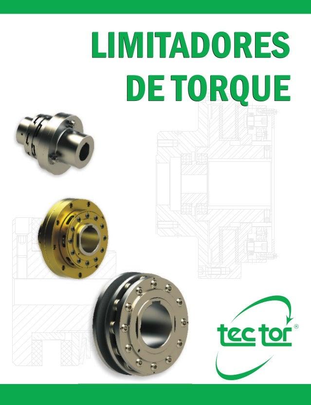 02 ®Tec Tor - Limitadores de Torque A Empresa A Filosofia Tec Tor Desde sua fundação em Setembro de 1986, a Tec Tor vem ao...