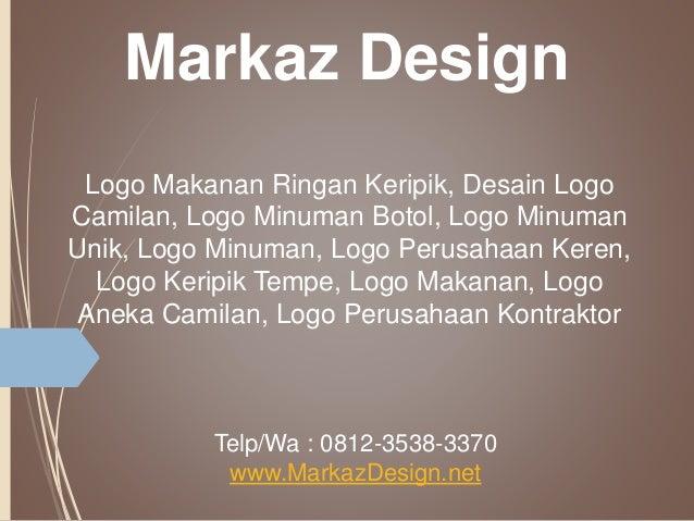 0812 3538 3370 Desain Logo Camilan Logo Minuman Botol Logo Perusa