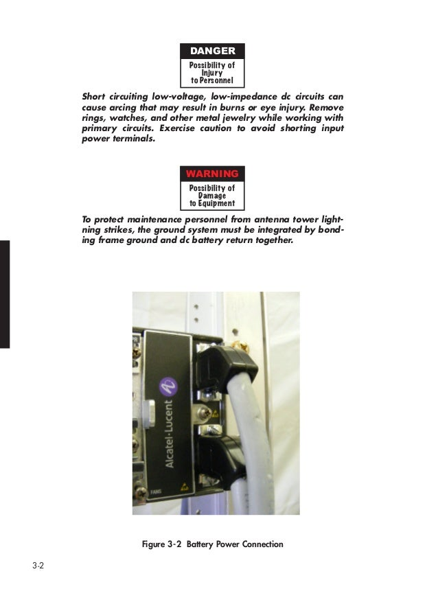 Alcatel Lucent 9500 mpr user manual