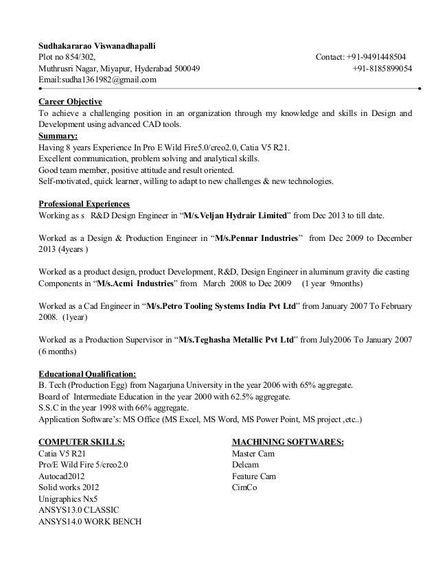 Resume_VSR