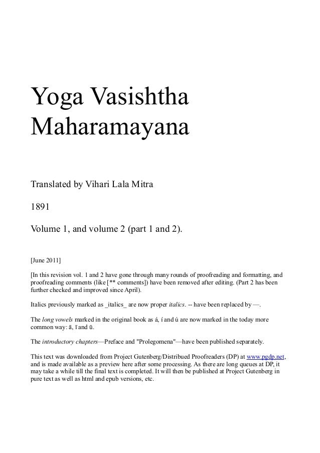 9503294 yoga-vasishtha-transl-mitra volume-1-and-2 (2)