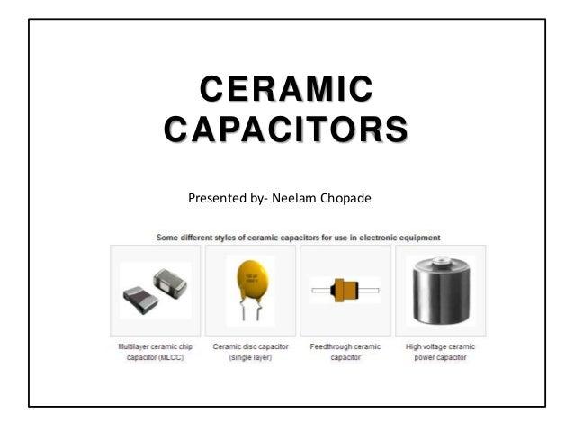 Ceramic Capacitor Final