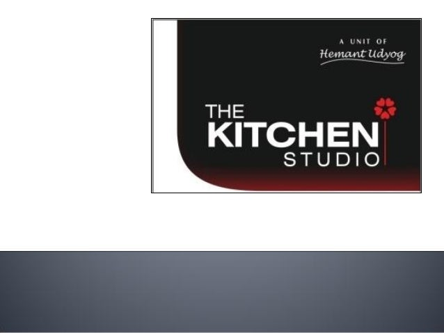 Brochure  The Kitchen Studio