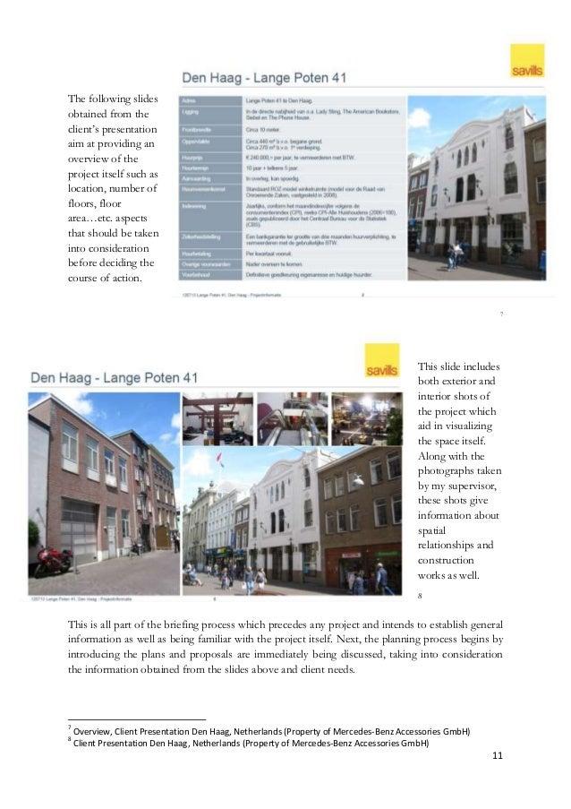 Internship Report Mercedes Benz Accessories Gmbh Raad Al Jughol