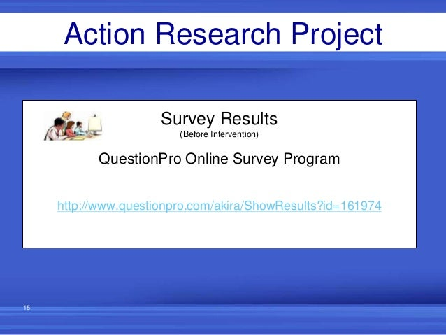reading comprehension action research paper