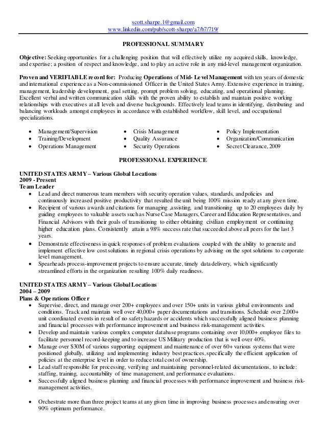 diverse background resume