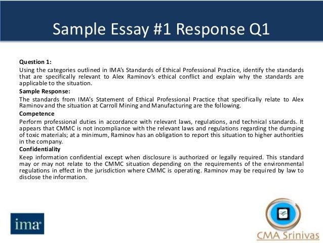 practice essay topics
