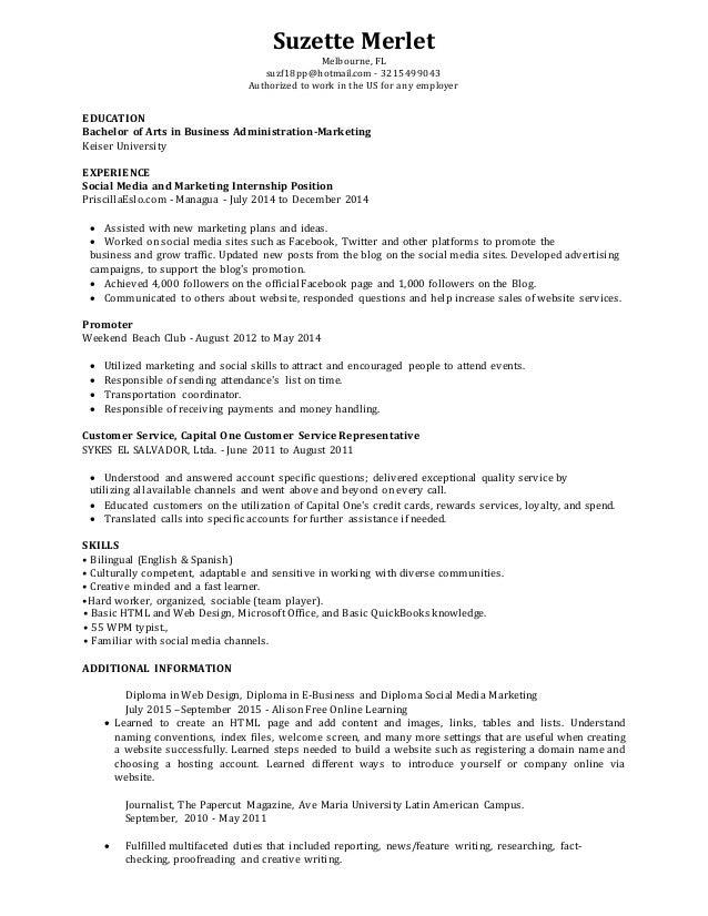 Resume Writing Melbourne Fl Elioleracom
