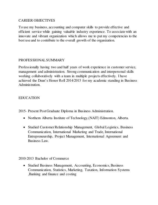 Paris Professional resume (1)