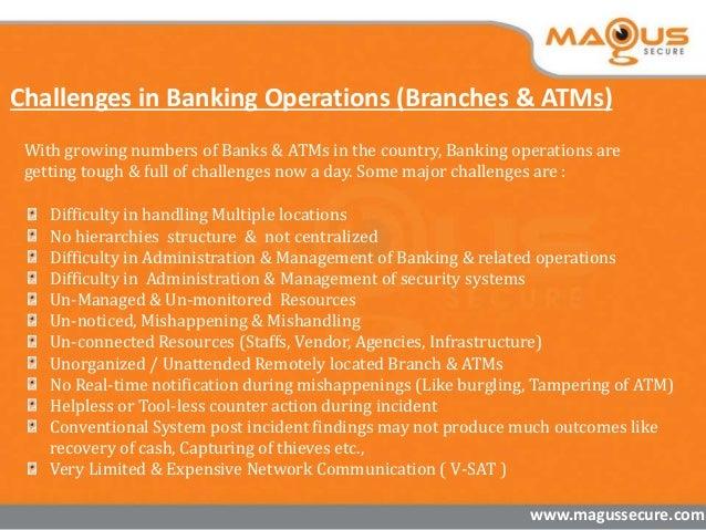 Atm Banking Proposal
