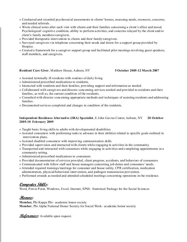 my resume 2015military date format