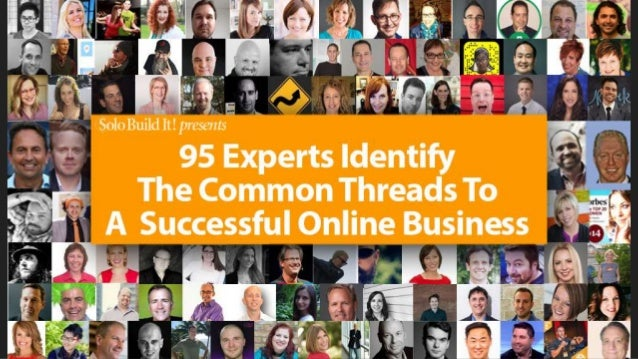 """95 Experts Reveal Their 3 """"Must-Do's"""" for Solopreneur Success A SiteSell Production"""