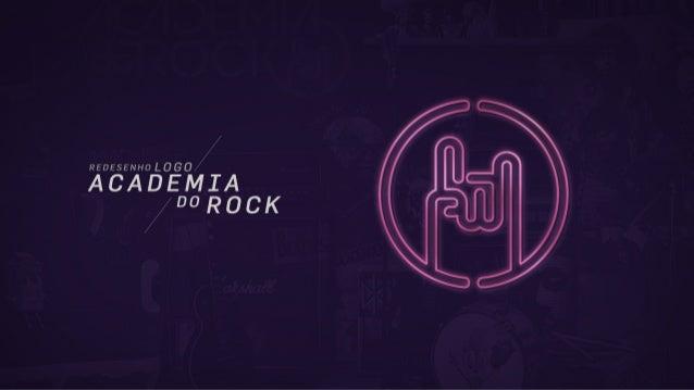 DESIGN Logo Academia do Rock
