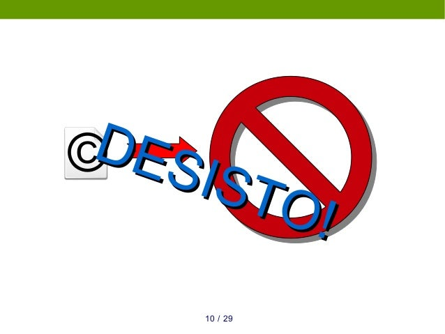 2910 / ©DESISTO! DESISTO!