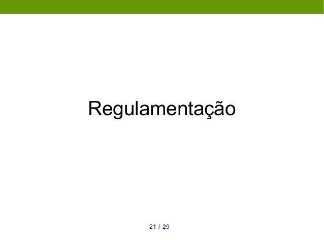 Regulamentação 2921 /