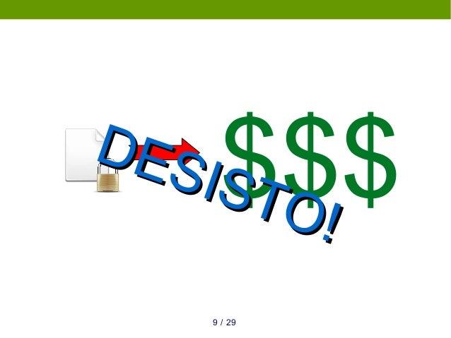 $$$DESISTO! DESISTO! 299 /