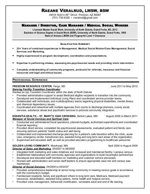 Veralrud Raeane Resume