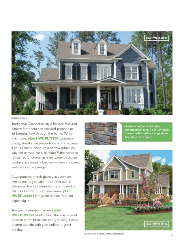 17 Provia Custom Home Plan Portfolio