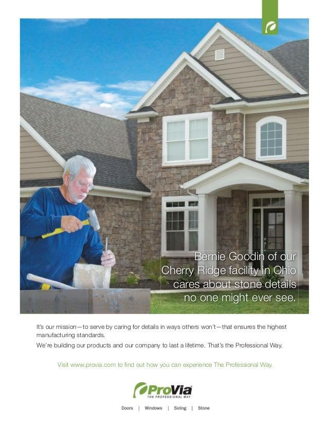 2 Provia Custom Home Plan Portfolio