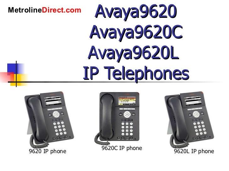 AVAYA 9620C IP PHONE DRIVERS FOR WINDOWS DOWNLOAD