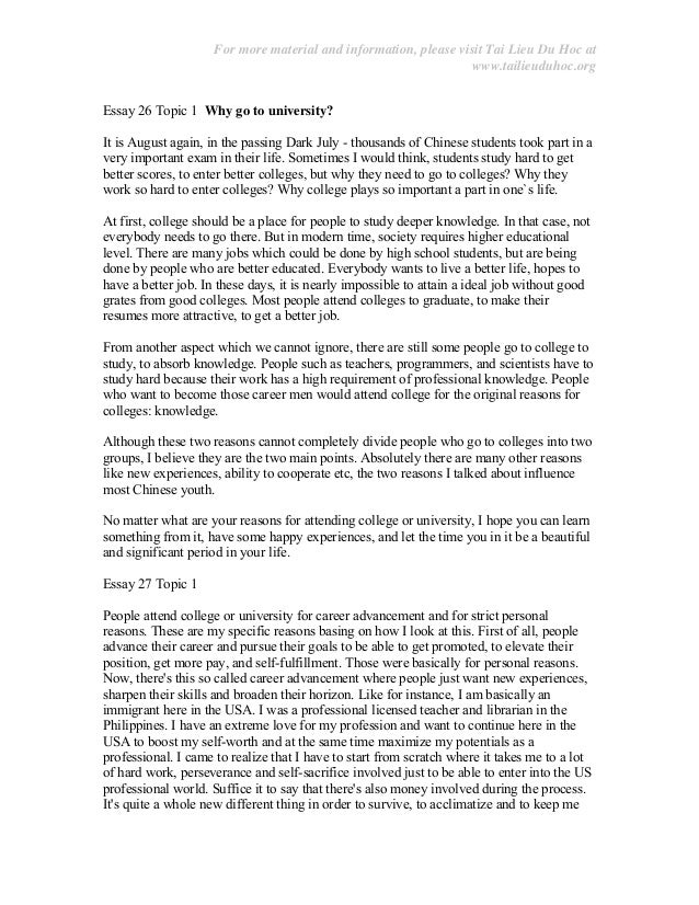 first generation student essay examples